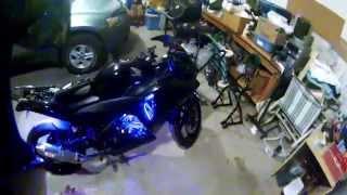 2011 CBR250R Mods and Walkaround