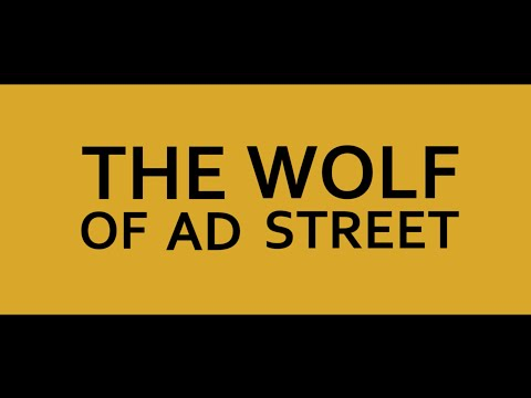 The Wolf of Ad Street Trailer