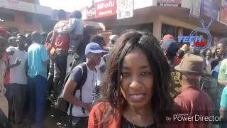 Glenview 3 halts as Chamisa visits the main shopping centre
