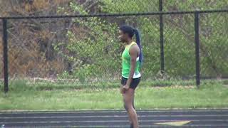 Damascus High School vs Clarksburg Track Meet April 2019