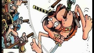 Groo The Wanderer Animated TEASER Cartoon Network New Show