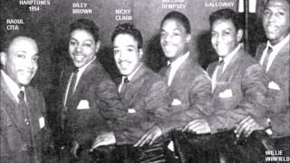 HARPTONES - WHY SHOULD I LOVE YOU / FOREVER MINE - BRUCE 109 - 1954