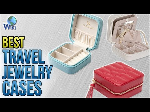 10 Best Travel Jewelry Cases 2018