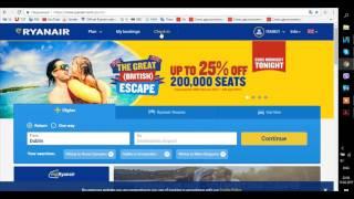 RYANAIR. Дешевые билеты в Европу. Как летать дешево из Беларусии. Как купить билет и общие советы.(, 2017-02-14T10:40:41.000Z)