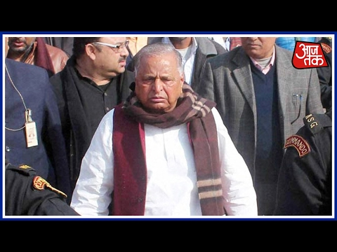 Mulayam Singh Yadav To Campaign For Samajwadi-Congress Alliance