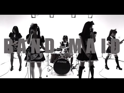 BAND-MAID / Thrill (スリル)  (Official Music Video)