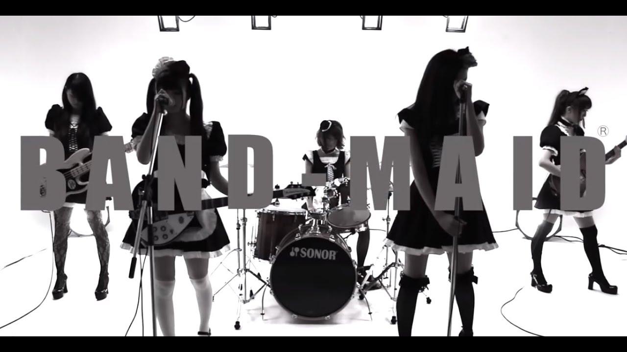 BAND-MAID / Thrill(スリル) - YouTube