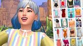 Massive Sims 4 Custom Content Haul 300 Items Cc Shopping Youtube Sims 4 maxis match cc). massive sims 4 custom content haul