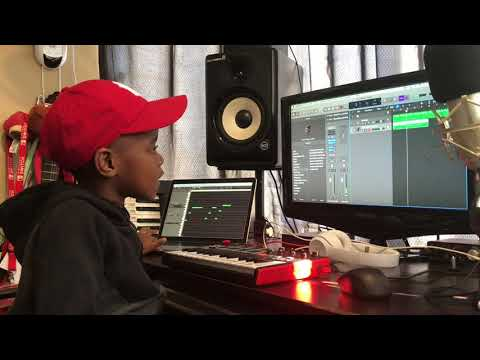 DJ Arch Jnr Wishing All The Amazing Dads a Happy Fathers Day (6yrs old)