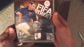 FIFA Street Unboxing