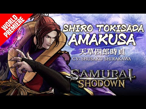 SHIRO TOKISADA AMAKUSA SAMURAI SHODOWN –DLC Character (Europe)