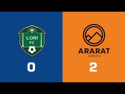 Lori - Ararat-Armenia 0:2, Armenian Premier League 2018/19
