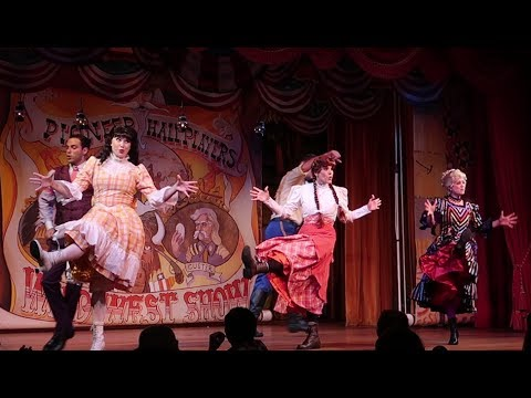 Our First Time At Hoop Dee Doo Musical Revue | A Disney Dinner Show At Fort Wilderness Resort