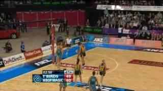 anz netball 2010 final thunderbirds vs magic qtr 4 part 2