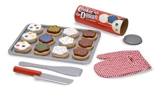 Kid's Play: Melissa & Doug Slice And Bake Cookie Set & Birthday Party Cake Review