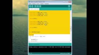 Уроки arduino. Урок 3. RGB светодиод