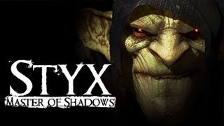 Styx: Master of Shadows Movie Cutscenes