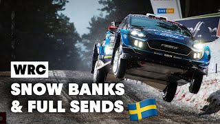 Rally Sweden Is The Snowy Slap In The Face You Need | WRC 2020