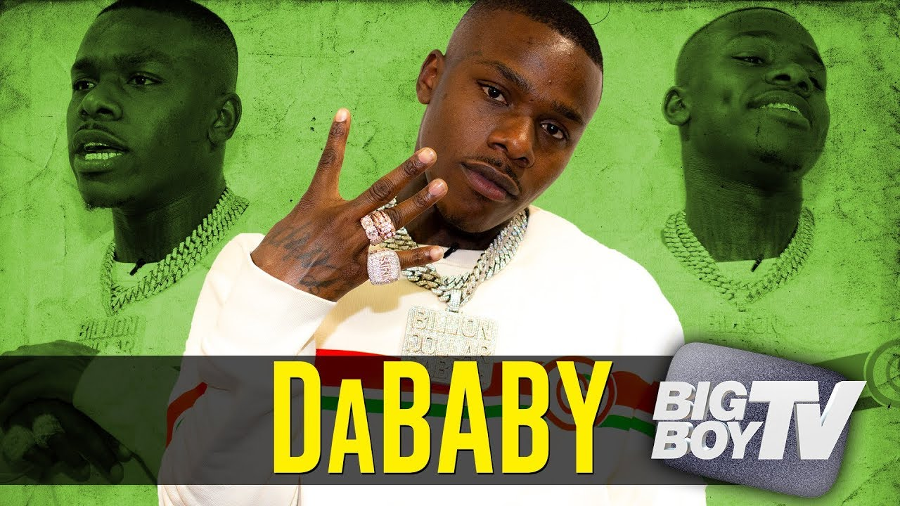 Download DaBaby on His Album 'Kirk', LeBron James, Being a Father + A Lot More