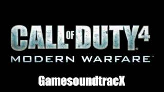 Call of Duty 4 Modern Warfare - MX Griggs Deep Hard - soundtrack