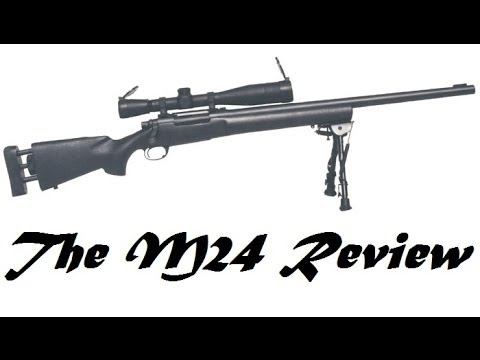 Combat Arms: The M24 Review | Exploring The Sniper Arsenal Chapter 1, Episode 1
