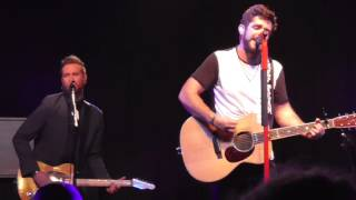 """Thomas Rhett - """"Learned It From The Radio"""" Live 2015 WI"""