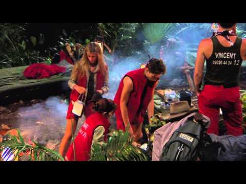 Laila Gets Fed Up With Amy's Drying Abilities | I'm A Celebrity... Get Me Out Of Here!