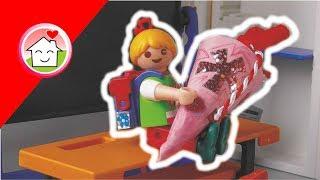 Playmobil Film deutsch Die Einschulung  / Kinderfilm / Kinderserie von family stories
