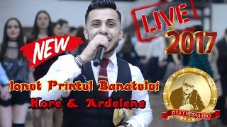 Ionut Printul Banatului & Banat Expres - SHOW - Hore & Ardelene - Live 2017 - La Armenis