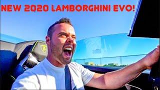 BUYING A 2020 LAMBORGHINI HURACAN EVO SPYDER FOR MY BIRTHDAY?!
