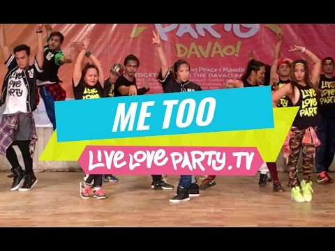 Me Too by Meghan Trainor | Zumba | Live Love Party | Dance Fitness | Davao, Philippines