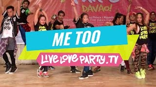 Me Too by Meghan Trainor | Zumba | Live Love Party | Dance Fitness(Live Love Party in Davao City!!! http://www.liveloveparty.tv Song: Me Too by Meghan Trainor Choreography by ZIN Aris Gaabucayan Live Love Party shirts are ..., 2016-07-07T23:50:05.000Z)