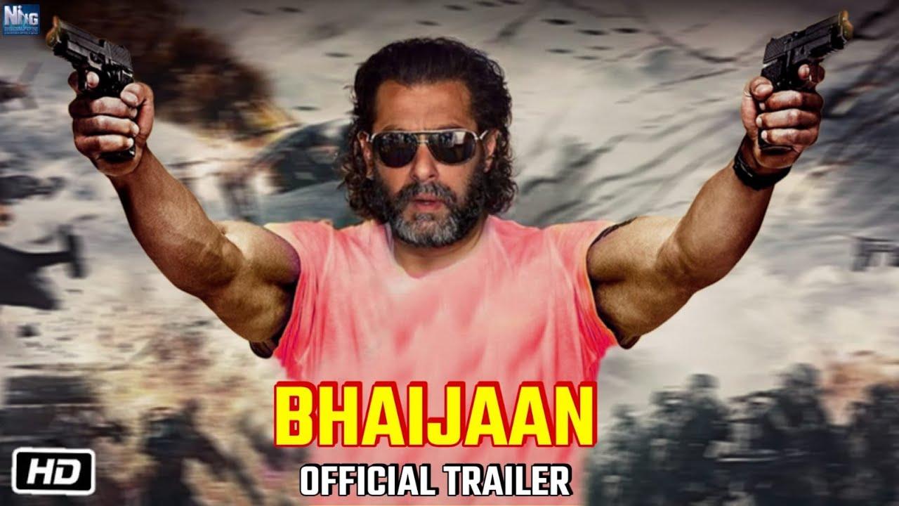Bhaijaan Movie Official Teaser | Salman Khan , Pooja Hegde | Arriving on Diwali 2020
