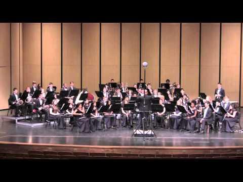2016-04-13 PHS Wind Ensemble - UIL - Pineapple Poll