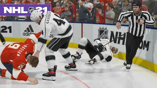 NHL 21 BE A PRO #17 *NOT LIKE THIS?!*
