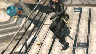 Metal Gear Online - Just another day of endless lagging in MGO