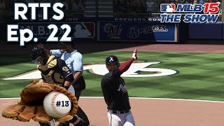MLB 15 The Show (PS4) Road To The Show SP Ep. 22 | LF For Hire???