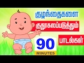 Most Enthusiastic Kid's Rhymes | 1 Hour+ Non-stop Compilations | Tamil Rhymes For Children video