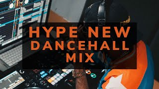 Dj Puffy - HYPE NEW Dancehall Mix (Trinibad,  Vybz Kartel, Intence, Brick by Brick)