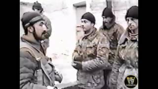 Пленные Русские  солдаты и офицеры в Чечне!