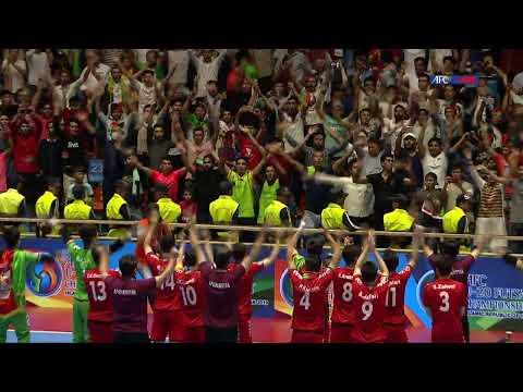 FINAL - Japan vs Afghanistan - AFC U-20 Futsal Championship - IR Iran 2019