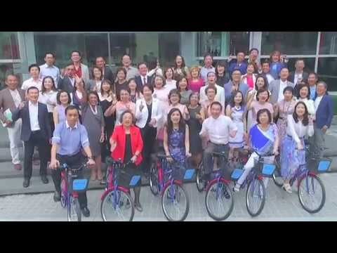 แอมเวย์...จักรยานเพื่อน้อง