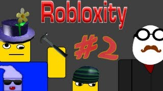 Roblox Robloxity [Episode 2] Crime and Justice