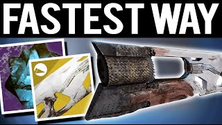 """HOW TO GET """"RUINOUS EFFIGY"""" EXOTIC FASTEST WAY - Destiny 2"""