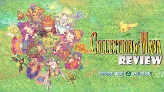 Collection of Mana (Switch) Review (Video Game Video Review)