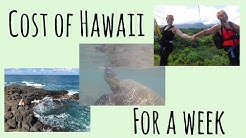 How much does it cost to go to Hawaii for a week??