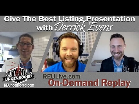 Give the Best Listing Presentation