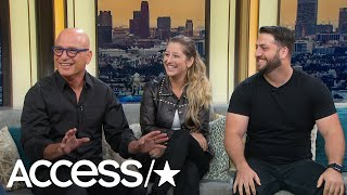 Howie Mandel Claims It's 'Awkward' Being Interviewed By Daughter Jackie | Access