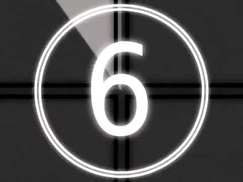 Film Countdown Clock 10 Seconds | Playback Media | WorshipHouse Media