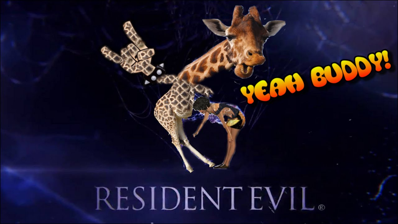 Resident Evil 666 Funny Moments And Epic Fails Youtube